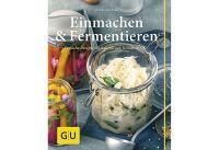 """GRÄFE & UNZER Buch """"Einmachen & Fermentieren"""" (85650)"""