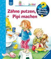 Ravensburger WWWjun52: Zähne putzen, Pipi machen (66390276)