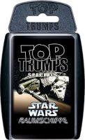 Top Trumps Star Wars Raumschiffe
