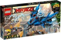 LEGO - The Ninjago Movie - Jay's Jet-Blitz (70614)