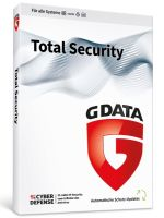 G DATA Total Security 2020 3 PC