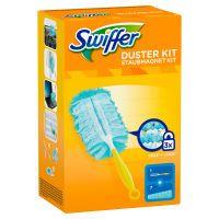 Swiffer Staubmagnet Starterset (Griff + 7 Tücher)