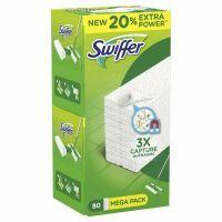 Swiffer Trocken Wischtücher Nachfüllpackung 80er (2x40er Bundle)