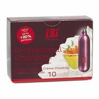 iSi Professional Chargers 8,4 g (10er) (0702)