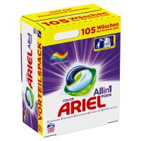Ariel 3in1 Pods Colorwaschmittel 105 WL
