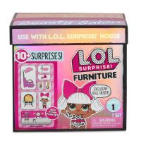 MGA Entertainment L.O.L. SURPRISE FURNITURE WITH DOLL
