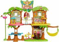 Mattel, Dschungelwald-Café, Enchantimals, GFN59