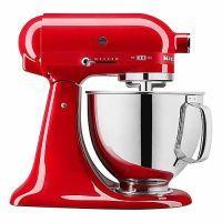 """KitchenAid """"Queen of Heart"""""""" Küchenmaschine 4.8L"""" passion red (5KSM180HESD)"""