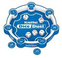 Schmidt Spiele KNIFFEL DICE DUEL 49353