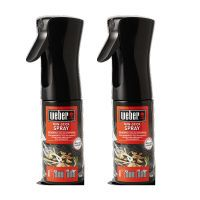 Weber 2er Set Antihaft-Spray 2 x 200ml Vorteilspack