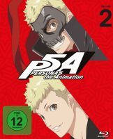 PERSONA5 the Animation Vol. 2 (Blu-ray)
