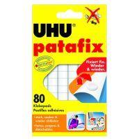 UHU PATAFIX WEISS 80 PADS