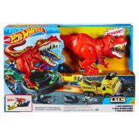 Hot Wheels, T-Rex Attacke, City, 55,9x38,1x8,9 cm, GFH88
