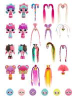 MGA Entertainment Pop Pop Hair Surprise 3-in-1 Pops sort.