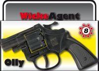 Sohni-Wicke 8er Agentenrevolver Olly 12,7cm, Box (80210434)