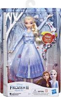 Hasbro, Singende Puppe, Disney Frozen 2, 29 cm (E6852GC0)
