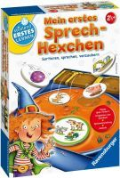 """Ravensburger Lernspiele """"Mein erstes Sprech-Hexchen"""" ab 2 Jahre Lexika Spiele von Ravenburger"""