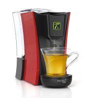 Tee-Kapselmaschine - Special.T by Nestle Mini.T rot