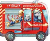 Tatutata das Feuerwehrauto Buch 171726