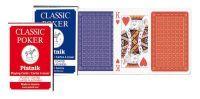 Piatnik POKER CLASSIC SPIELKARTEN 132117 (132117)