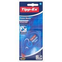 Tipp-Ex, Korrekturroller Pocket Mouse, Pocket Mouse, 4,x mm, 10 m (STD)
