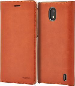 Nokia 2 - Slim Flip Case CP-304, Brown
