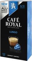 Cafe Royal Kaffeekapseln für Nespressomaschinen Lungo 10 Stück