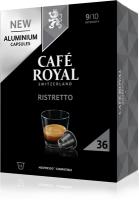 Cafe Royal KAPSELN FÜR NESPRESSOMASCHINEN (RISTRETTO XL   36 ST)