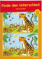Tessloff Finde den Unterschied. Tierkinder (66949583)