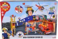 Dickie Sam Mega-Feuerwehrstation XXL