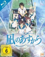 Nagi no Asukara - Volume 1 - Episode 01-06 (Blu-ray)