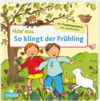Carlsen Hör mal - So klingt der Frühling (66476359)
