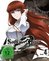 Steins;Gate 0 Vol. 4 (Blu-ray)