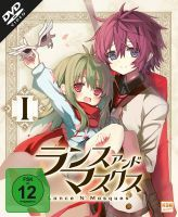 Lance N\' Masques - Volume 1 - Episode 01-06 (DVD)