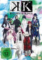 K - Return of Kings - Staffel 2.1 - Episode 01-05 (DVD)