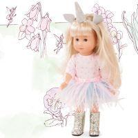 B-Ware Götz Puppe Mia Einhorn 27 cm