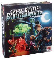 MATTEL Y2554 Geister, Schatzsuchmeister