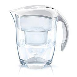 Tischwasserfilter Brita Elemaris XL Tischwasserfilter weiß (1024030)