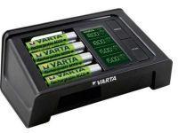 Varta Ladegerät LCD Smart Charger inkl. 4xAA Akku 2100 mAh Ready to use
