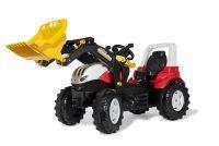 Rolly Toys TRAKTOR FARMTR.STEYR FRONTLAD.710041