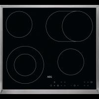 AEG Glaskeramik Kochfeld Autark HK634060XB