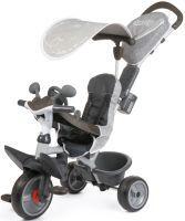 Smoby 741202 Baby Driver Komfort Titan, Grau