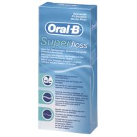 Oral-B, Zahnseide 50F Super Floss