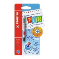 STABILO FUN REFILL MEDIUM 3ER BLISTER