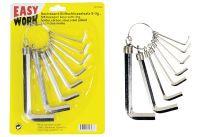 Multipack EASY WORK EW Stiftschlüssels.ws  8-Tlg (32008) - 10 Stück