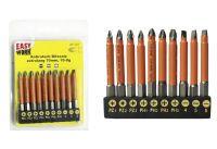 Multipack EASY WORK EW Bitssatz 10-tlg. Antirutsch () - 12 Stück