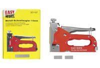 Multipack EASY WORK EW Heftklammerer/nagler4-14mm (19414) - 6 Stück
