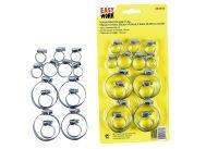 Multipack EASY WORK EW Schlauchklemmensatz 15tlg () - 15 Stück