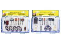 Multipack EASY WORK EW Schleifstiftekoffer (73414) - 6 Stück