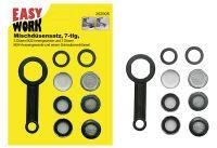 Multipack EASY WORK EW Mischdüsensatz 6-tlg () - 10 Stück